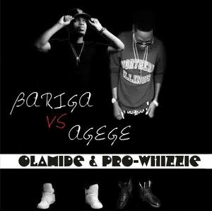 Olamide - Bariga Vs Agege ft. Pro Whizzie